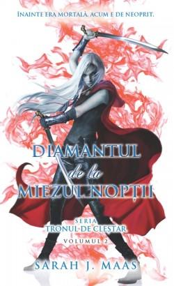 """Recenzie """"Diamantul de la Miezul Nopţii"""" (Tronul de cleștar #2) de Sarah J. Maas"""