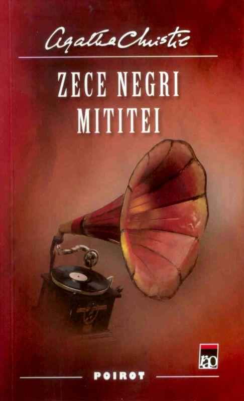 """Recenzie """"Zece negri mititei"""" de Agatha Christie"""