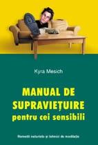 """Recenzie """"Manual de supraviețuire pentru cei sensibili"""" de Kyra Mesich"""