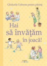 Hai să învăţăm în joacă – prima carte din colecţia Corint pentru părinți
