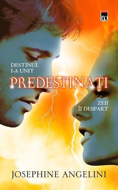 """Recenzie """"Predestinaţi"""" (Predestinați #1) de Josephine Angelini"""