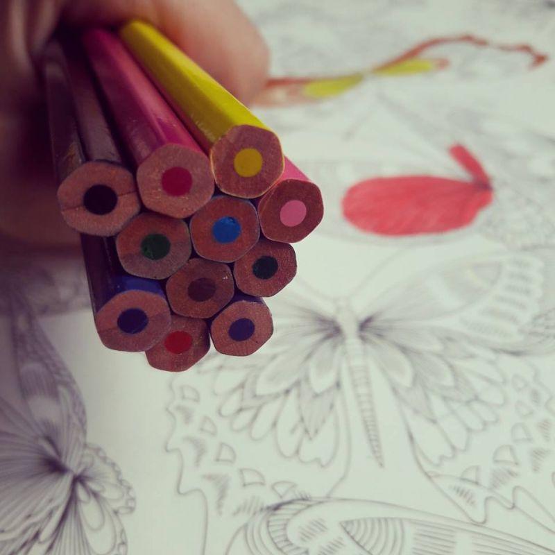 Cărțile de colorat pentru adulți, izvor de relaxare