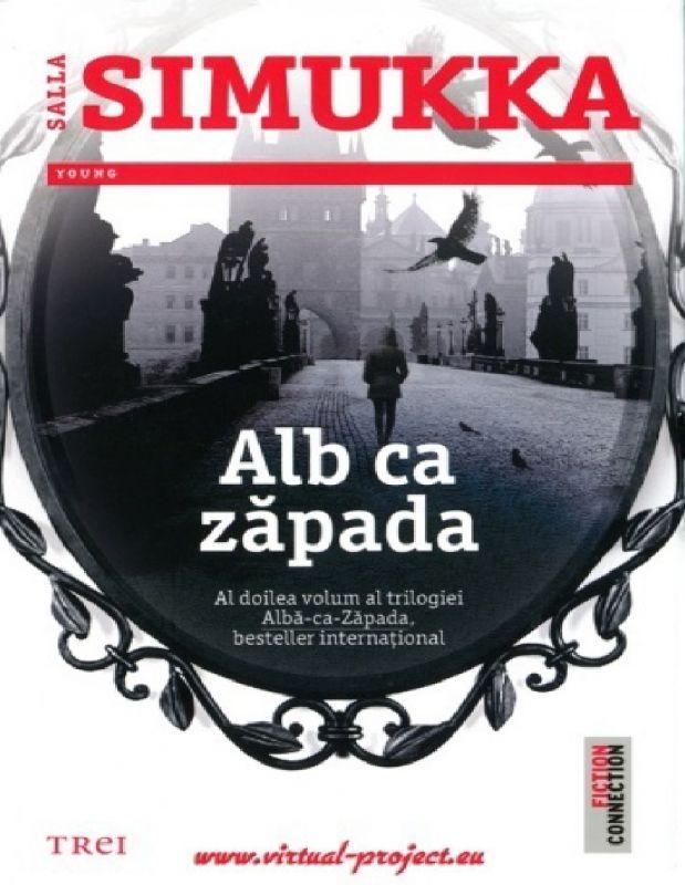 """Recenzie """"Alb ca zăpada"""" (Albă-ca-Zăpada #2) de Salla Simukka"""