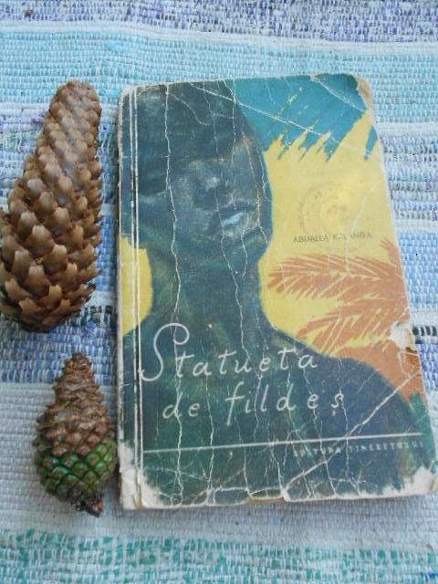 Cărți uitate: Statueta de fildeș de Abdalla Kalanga