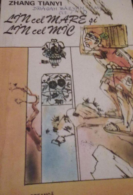 Cărți uitate: Lin cel Mare și Lin cel Mic de Zhang Tiany