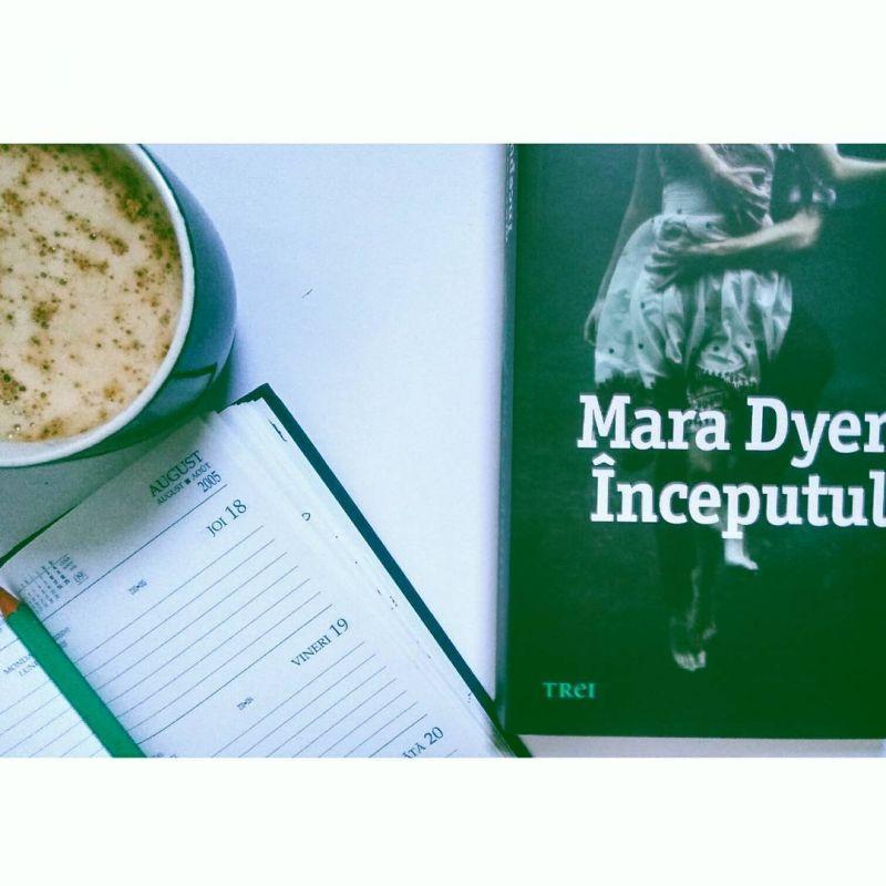"Recenzie ""Mara Dyer. Începutul."" de Michelle Hodkin"