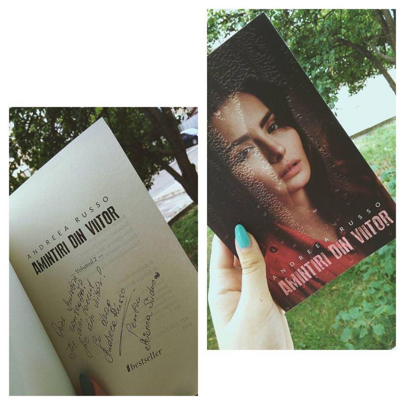 "Recenzie ""Amintiri din viitor II"" de Andreea Russo"
