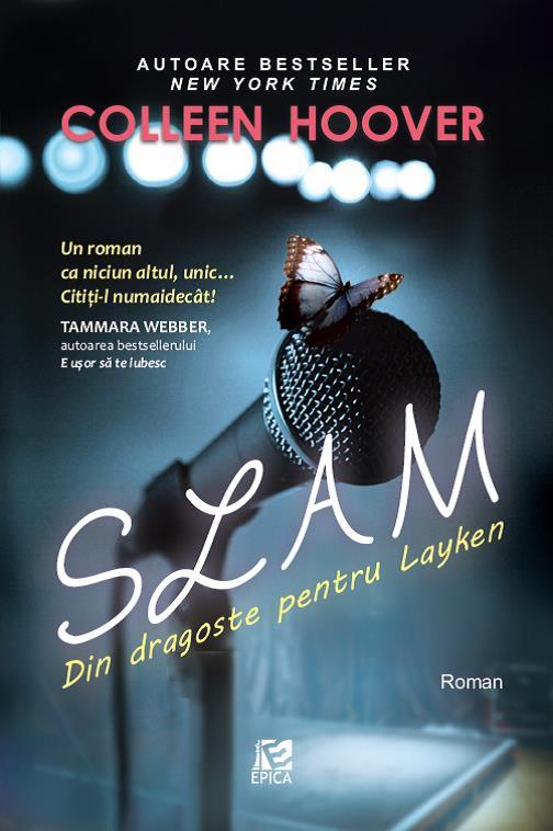 """Recenzie """"Slam. Din dragoste pentru Layken"""" de Colleen Hoover"""