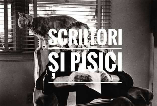 O pisică, vă rog – scriu o carte! Scriitori faimoși și pisicile lor