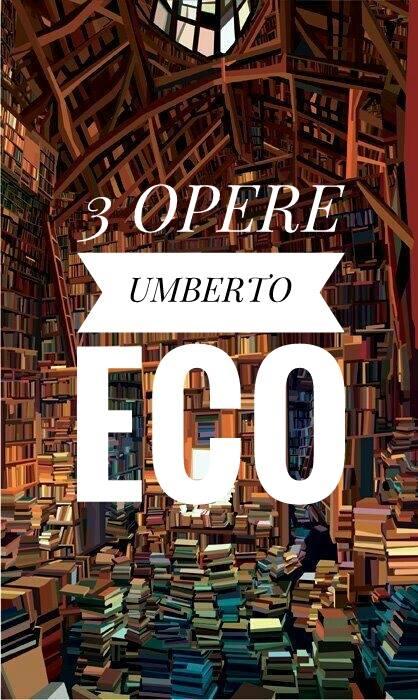 3 cărți scrise de Umberto Eco pe care trebuie să le bifezi