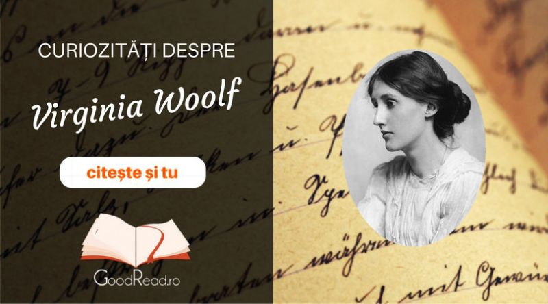 Curiozități despre Virginia Woolf