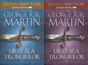 """Recenzie """"Urzeala Tronurilor"""" (Cântec de gheaţă şi foc #1) de George R.R. Martin"""