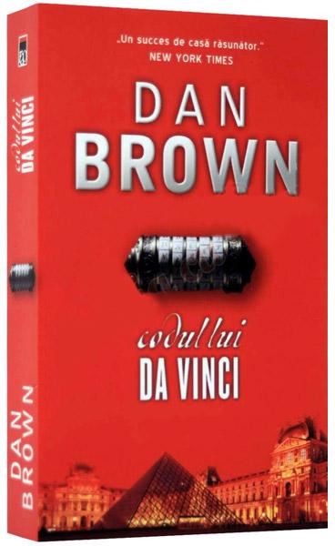 "Recenzie ""Codul lui Da Vinci"" de Dan Brown"