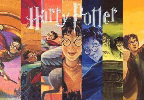 """Recenzie SERIA ,,Harry Potter"""" de J. K. Rowling"""