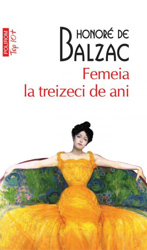 Recenzie Femeia la treizeci de ani  Honoré de Balzac