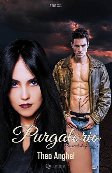 "Recenzie ""Purgatorio"" (Am murit, din fericire #4) de Theo Anghel"