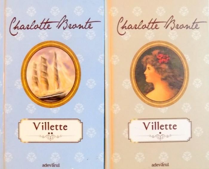 Recenzie Villette de Charlotte Brontȅ