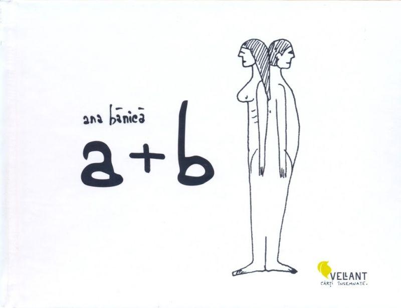 """Recenzie """"a+b"""" de Ana Bănică"""