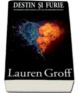 "Recenzie ""Destin şi furie"" de Lauren Groff"