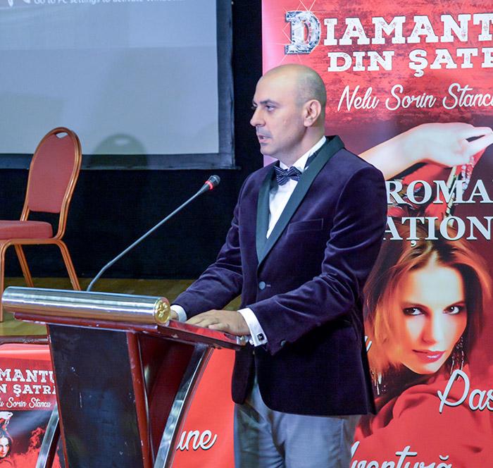 """Recenzie """"Diamantul din șatră"""" de Nelu Sorin Stancu"""