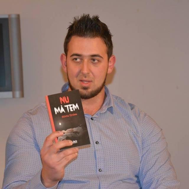 """Interviu cu Silviu Urdea, autorul romanului """"Nu mă tem"""""""
