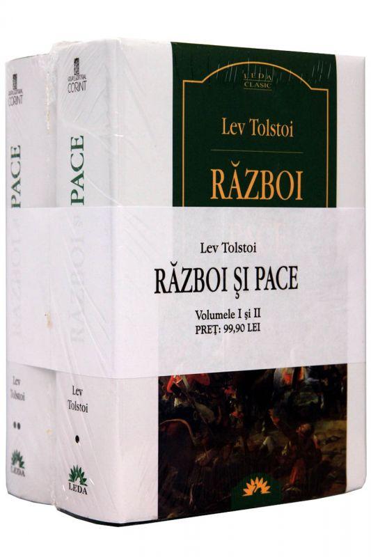 "Recenzie ,,Război și pace"" de Lev Tolstoi"