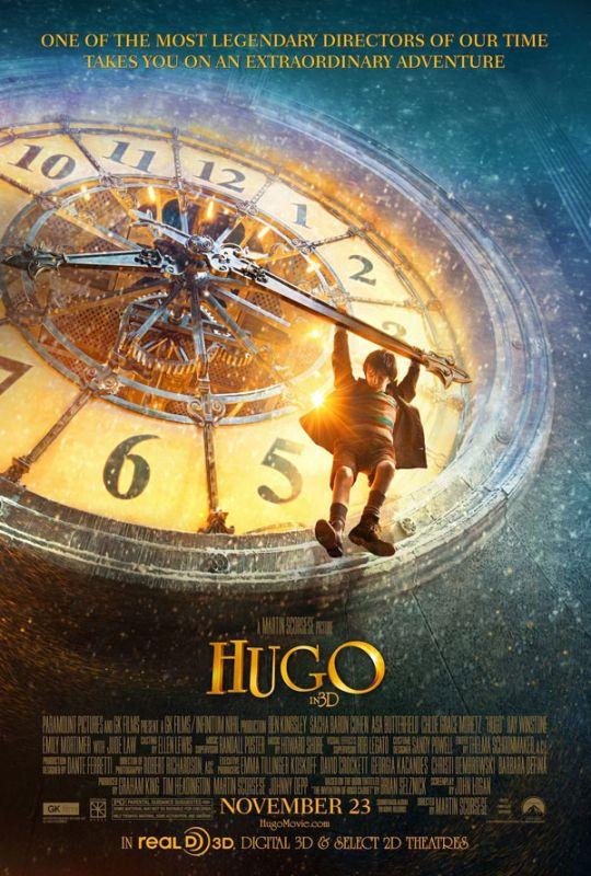"Recenzie ,,Invenția lui Hugo Cabret"" de Brian Selznick"