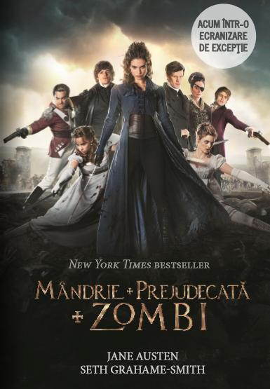 Recenzie Mândrie și Prejudecată și Zombie de Jane Austen & Seth Grahame-Smith