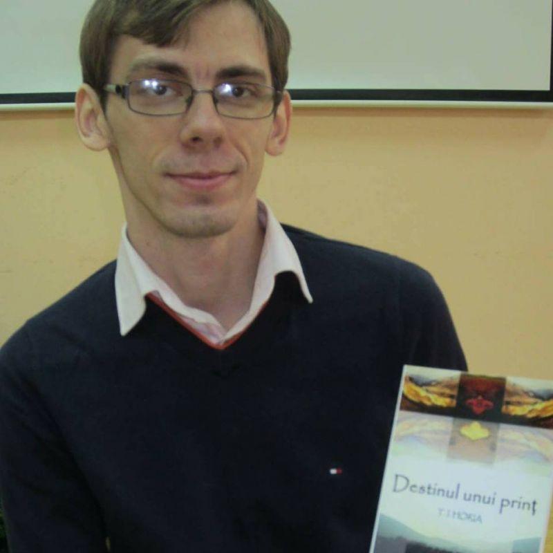 """Interviu cu T. I. Horia, autorul cărții """"Destinul unui prinț"""""""