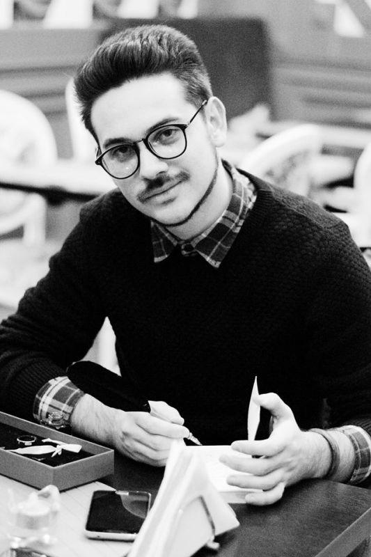 Interviu cu Flavius Simion, autorul romanului Resurecție