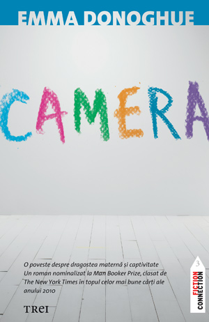 Recenzie Camera de Emma Donoghue
