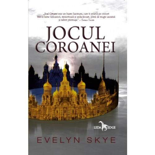 """Recenzie """"Jocul Coroanei"""" de Evelyn Skye"""