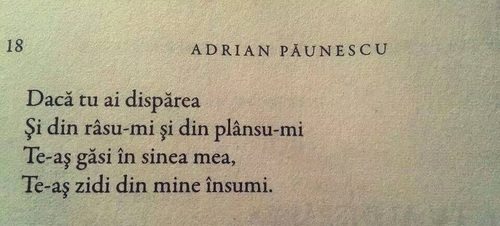 Cele mai frumoase poezii românești