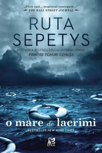 """Recenzie """"O mare de lacrimi"""" de Ruta Sepetys"""