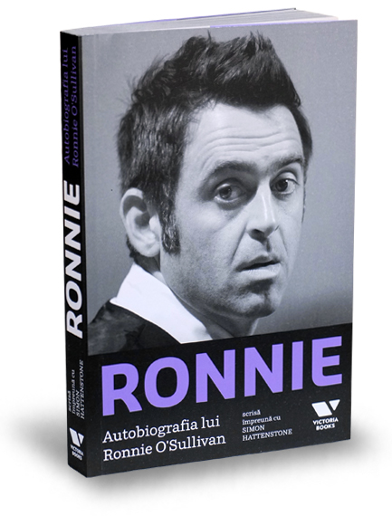 "Recenzie ""Ronnie"" de Ronnie O'Sullivan și Simon Hattenstone"