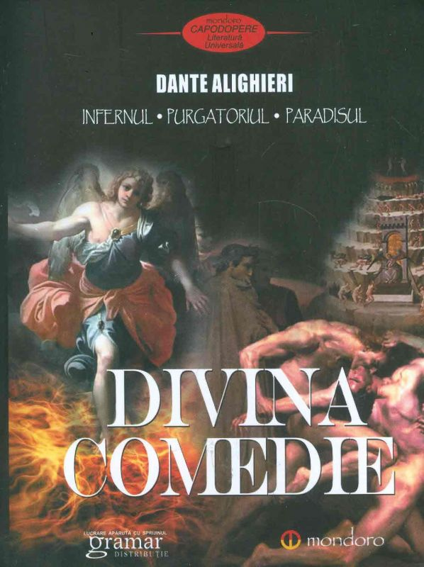 "Recenzie ,,Divina comedie"" de Dante Alighieri"
