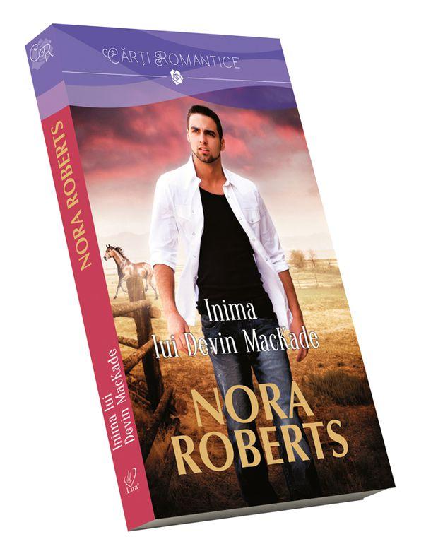 "Recenzie ""Inima lui Devin MacKade"" (Fraţii MacKade #3) de Nora Roberts"
