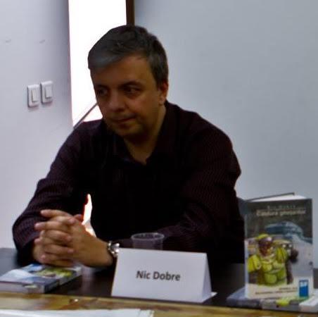 """Interviu cu Nic Dobre, autorul cărții """"Căldura ghețarilor"""""""