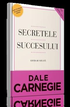 """Recenzie """"Secretele succesului"""" de Dale Carnegie"""