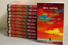"""Recenzie """"Ziua în care am învăţat să zbor"""" de Alina Şerban"""
