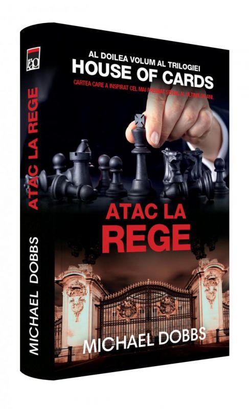 Editura RAO lansează volumul Atac la rege de – Michael Dobbs