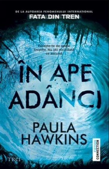 """Recenzie """" În ape adânci """" de Paula Hawkins"""