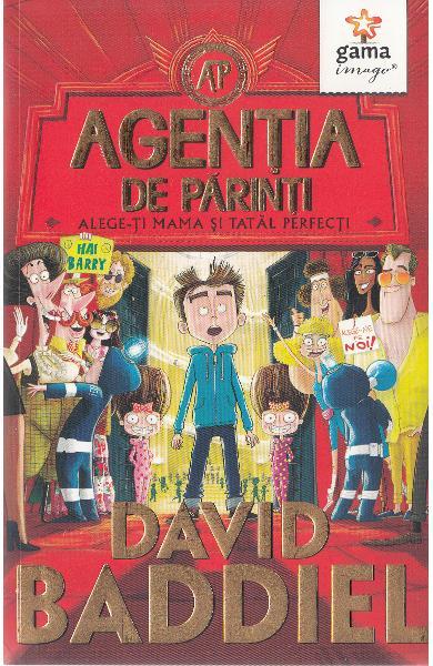 """Recenzie """"Agenția de părinți"""" de David Baddiel"""