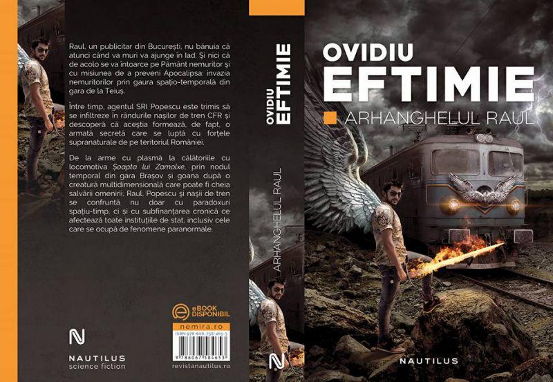 """Recenzie """"Arhanghelul Raul"""" de Ovidiu Eftimie"""