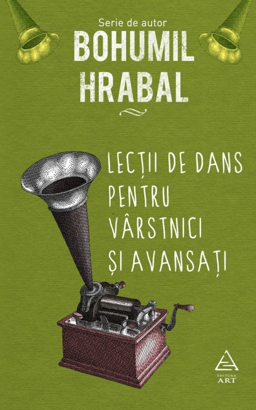 Recenzie Lectii de dans pentru varstnici si avansati de Bohumil Hrabal