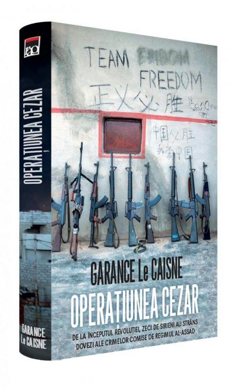 """Recenzie """"Operațiunea Cezar"""" de Garance Le Caisne"""