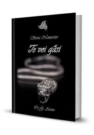 "Recenzie ""Te voi găsi"" (Nemuritor #2) de O. G. Arion"