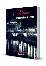 """Recenzie """"Pasiuni Întunecate Roma"""" de Rodica Mijache"""