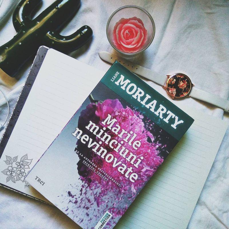 "Recenzie ""Marile minciuni nevinovate"", de Liane Moriarty"