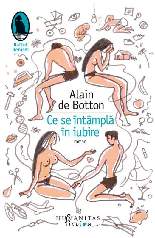 """Recenzie """"Ce se întâmplă în iubire"""" de Alain de Botton"""